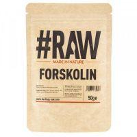Forskolin - Pokrzywa indyjska (Coleus Forskohlii) (50 g) RAW series