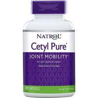 Cetyl Pure - Kompleks Mirysteinianu Cetylu 550 mg (120 kaps.) Natrol