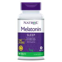 Melatonina 1 mg przedłużone uwalnianie (90 tabl.) Natrol