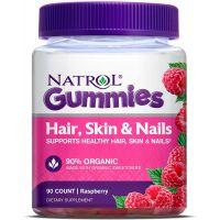 Hair, Skin & Nails - Włosy, Skóra i Paznokcie (90 żelek) Natrol