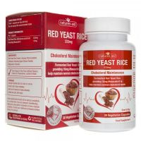 Red Yeast Rice 333 mg (30 kaps.) Natures Aid