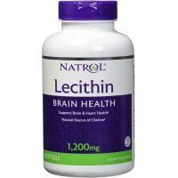 Lecithin - Lecytyna Sojowa 1200 mg (90 kaps.) Natrol