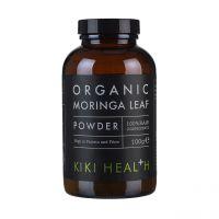 BIO Moringa - sproszkowane liście Moringi (100 g) Kiki Health