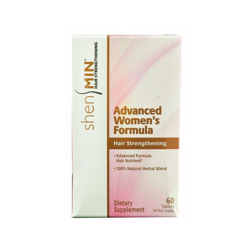 Shen Min Advanced Women's Formula Hair Strengthening (60 tabl.) Natrol