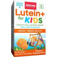 Lutein+ for Kids - Luteina + Zeaksantyna dla Dzieci (15 ml) Jarrow Formulas