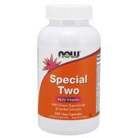 Special Two - Zestaw Witamin i Minerałów (240 kaps.) Now Foods
