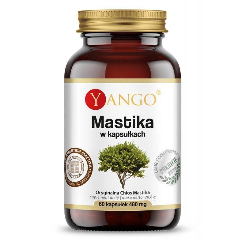 Mastika 390 mg (60 kaps.) Yango