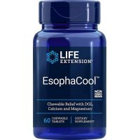EsophaCool - Wapń + Magnez + Lukrecja DGL GutGard (60 tabl.) Life Extension