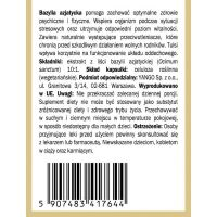 Tulsi - Bazylia Azjatycka ekstrakt 10:1 (90 kaps.) Yango