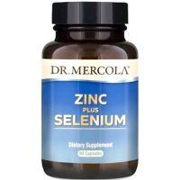 Cynk + Selen + Miedź - Zinc plus Selenium (90 kaps.) Dr Mercola