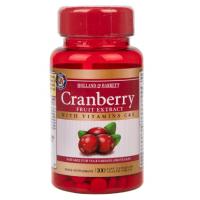 Żurawina - Cranberry 85 mg (100 tabl.) Holland & Barrett