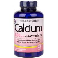 Calcium plus Vitamin D3 - Wapń i Witamina D3 (250 tabl.) Holland & Barrett
