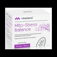 Mito-Stress Balance - Magnez + Potas + Witamina C + Tauryna (90 kaps.) Intercell Pharma
