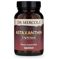 Astaxanthin - Astaksantyna 12 mg (90 kaps.) Dr Mercola