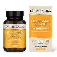 Koenzym Q10 Liposomalny 100 mg (30 kaps.) Dr Mercola
