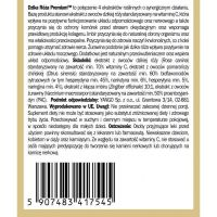 Dzika Róża Premium - Dzika Róża + Żurawina + Bioflawonoidy Cytrusowe + Imbir (120 kaps) Yango