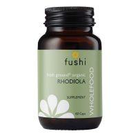 Różeniec górski BIO - Rhodiola Rosea 400 mg (60 kaps.) Fushi