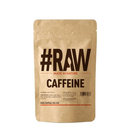 Kofeina - 100% Caffeine (100 g) RAW series