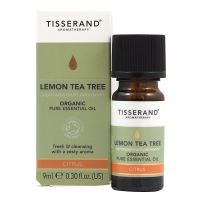 100% Olejek z Drzewa Cytrynowego (Lemon Tea Tree) - Drzewo Cytrynowe (9 ml) Tisserand