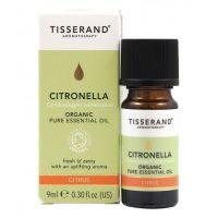 100% Olejek z Citronelli (Citronella) - Cytronelowy (9 ml) Tisserand