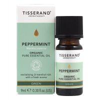 100% Olejek Miętowy (Peppermint) - Mięta  Pieprzowa (9 ml) Tisserand