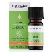 100% Olejek Limonkowy (Lime) - BIO Limonka (9 ml) Tisserand