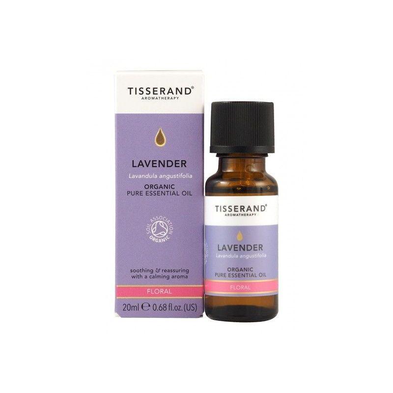 100% Olejek Lawendowy (Lavender) - BIO Lawenda (20 ml) Tisserand