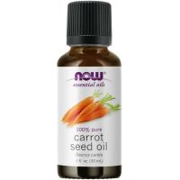 100% Olejek z nasion Marchwi - Carrot Seed Oil (30 ml) NOW Foods