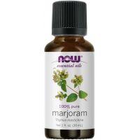 100% Olejek Majerankowy (Marjoram) - Majeranek (30 ml) NOW Foods