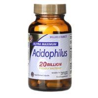 Probiotyk Acidophilus 20 miliardów CFU (60 kaps.) Holland & Barrett