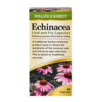 Echinacea Cold & Flu - Echinacea (60 kaps.) Holland & Barrett
