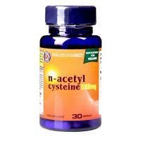 NAC - N-Acetylo-L-Cysteina 600 mg (30 kaps.) Holland & Barrett