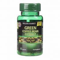 Green Coffee Bean Extract - Zielona Kawa ekstrakt 400 mg (42 kaps.) Holland & Barrett