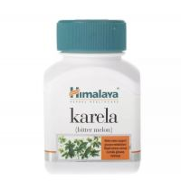 Karela (Bitter Melon) - Gorzki Melon 250 mg (60 kaps.) Himalaya