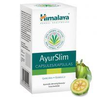 AyurSlim - Kompleks wspierający odchudzanie (60 kaps.) Himalaya