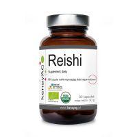 BIO Grzyb Reishi 300 mg GanoUltra (90 kaps.) Kenay