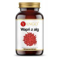Wapń z Alg Czerwonych (90 kaps.) Yango