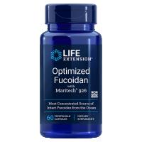 Optimized Fucoidan with Maritech 926 - Fukoidyna (60 kaps.) Life Extension