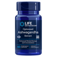Optimized Ashwagandha Extract - standaryzowany ekstrakt Ashwagandha (60 kaps.) Life Extension