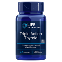 Triple Action Thyroid - Wsparcie Tarczycy (60 kaps.) Life Extension