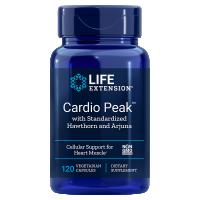 Cardio Peak - Wsparcie Układu Sercowo-Naczyniowego (120 kaps.) Life Extension