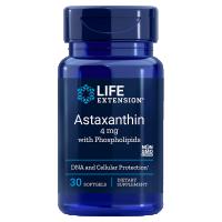 Astaksantyna 4 mg z Fosfolipidami (30 kaps.) Life Extension