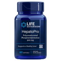 HepatoPro - Nienasycona Fosfatydylocholina 900 mg (60 kaps.) Life Extension