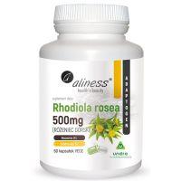 Rhodiola Rosea - Różeniec Górski 500 mg (60 kaps.) Aliness