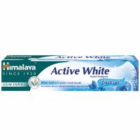 Active White Herbal Toothpaste - żel do mycia zębów (75 ml) Himalaya