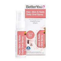 Hair Skin and Nails Oral Spray - Witaminy i minerały w sprayu / Włosy i paznokcie (25 ml) BetterYou