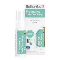 Pregnancy Oral Spray - Witaminy i minerały dla kobiet w ciąży w sprayu (25 ml) BetterYou