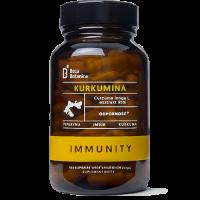Kurkumina 95% + Piperyna + Imbir - Immunity Curcuma Longa L. 95% (120 kaps.) Boca Botanica