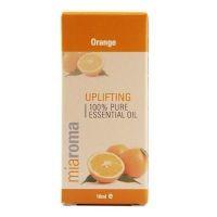 100% Olejek Pomarańczowy - Miaroma Orange Pure Essential Oil (10 ml) Holland & Barrett