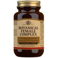 Botanical Female Complex - Botaniczny Kompleks dla Kobiet (30 kaps.) Solgar